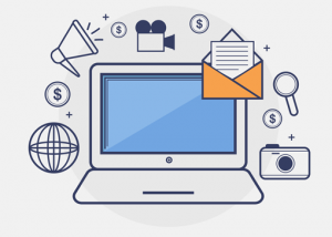 types of media files in an email campaign
