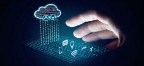 cloud management concept