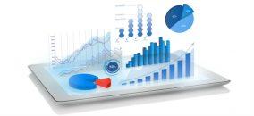business intelligence and data analytics platform concept