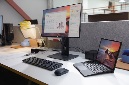 Two-in-one squared: Dell Latitude 7285 Goes Beyond the Norm
