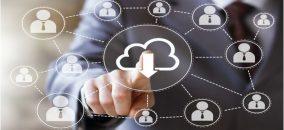 multi-tenant cloud architecture concept
