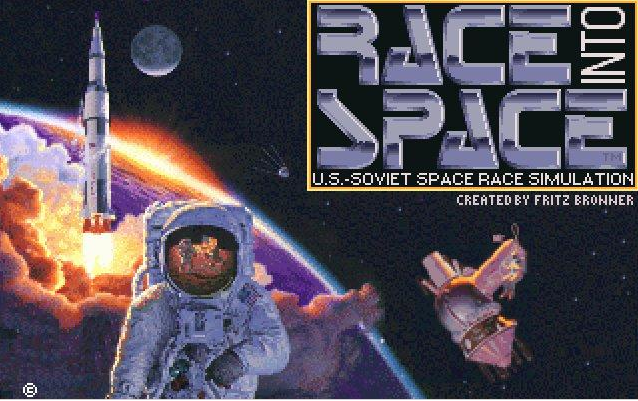 race-into-space