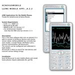 ACNexusMobile (J2ME) for mobile phones via Bluetooth