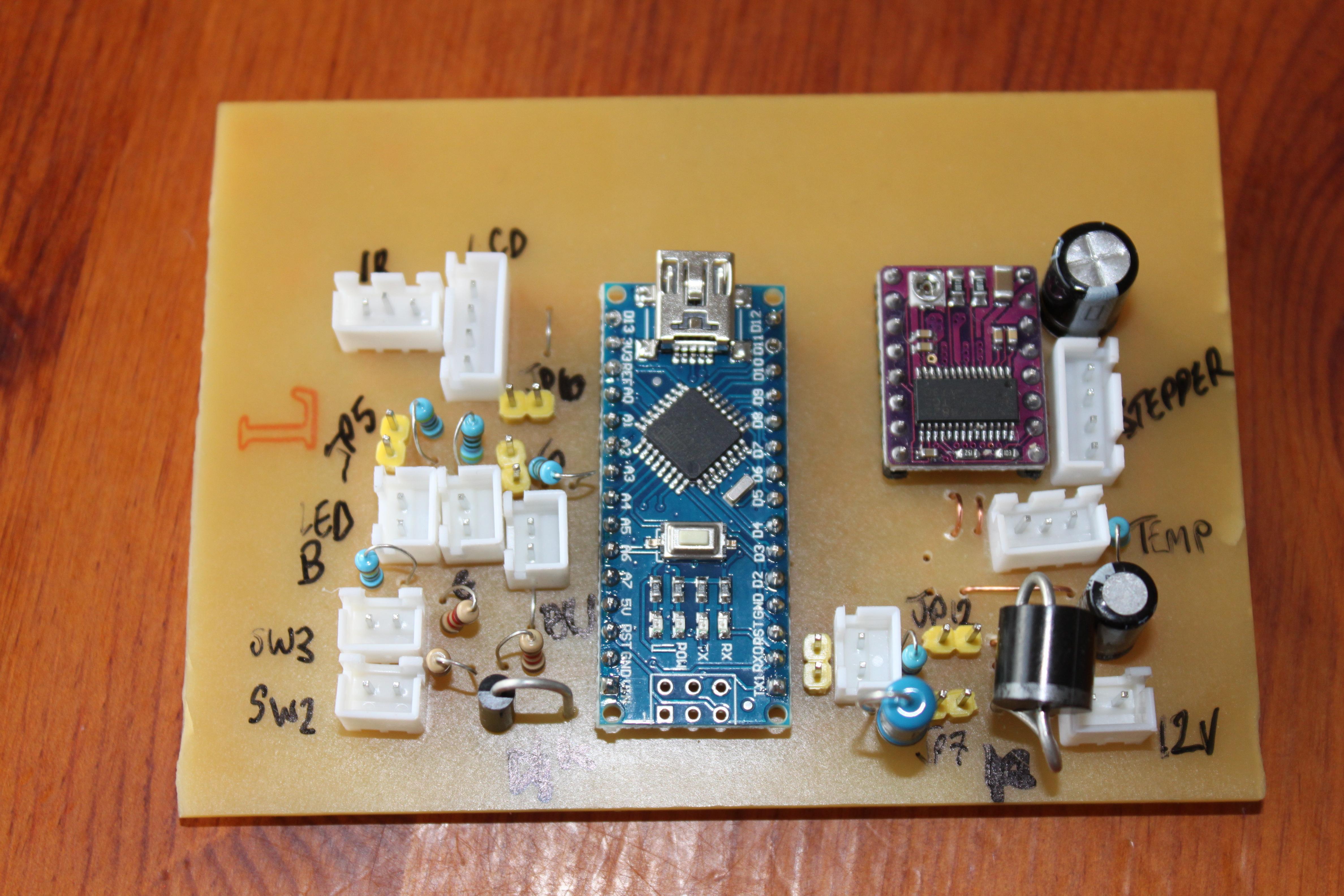 Arduino ASCOM Focuser Pro2 DIY / Discussion / General