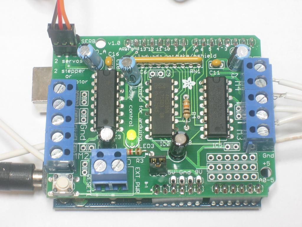 Arduino ASCOM Focuser Pro2 DIY / Discussion / General Discussion