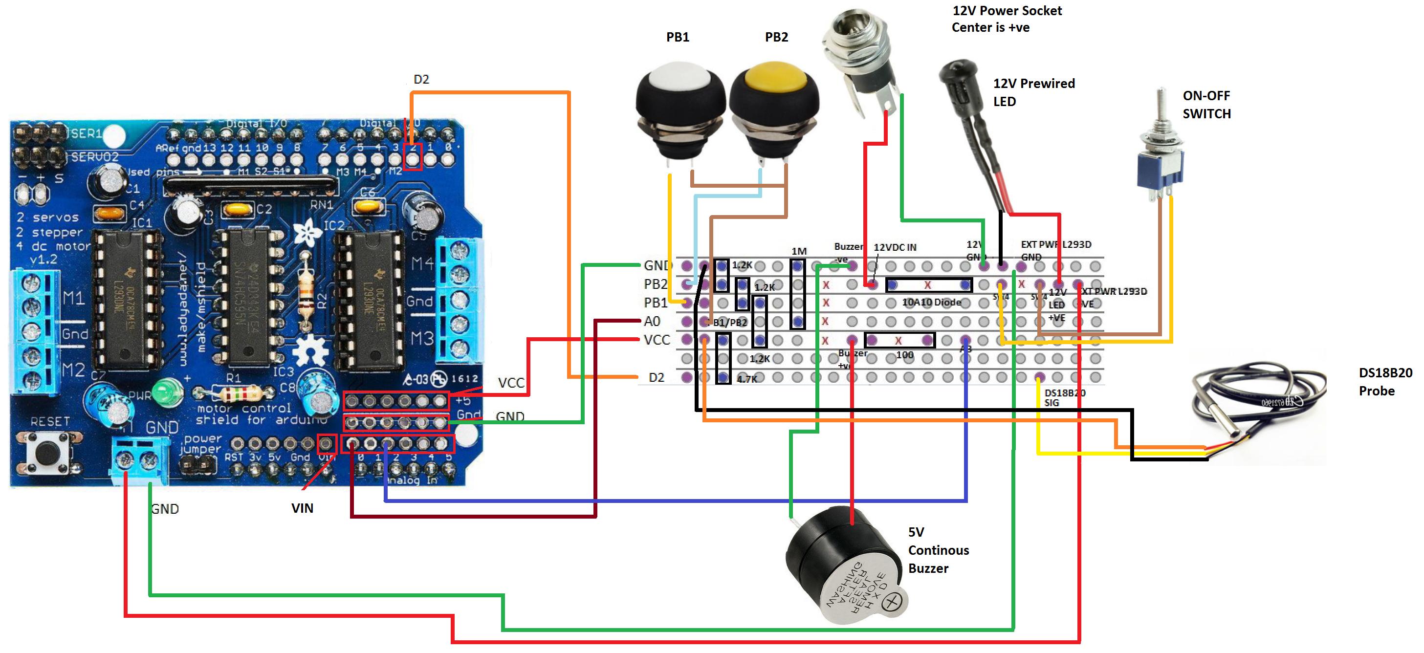 L293d Shield Wiring Diagram New Wiring Diagram 2018