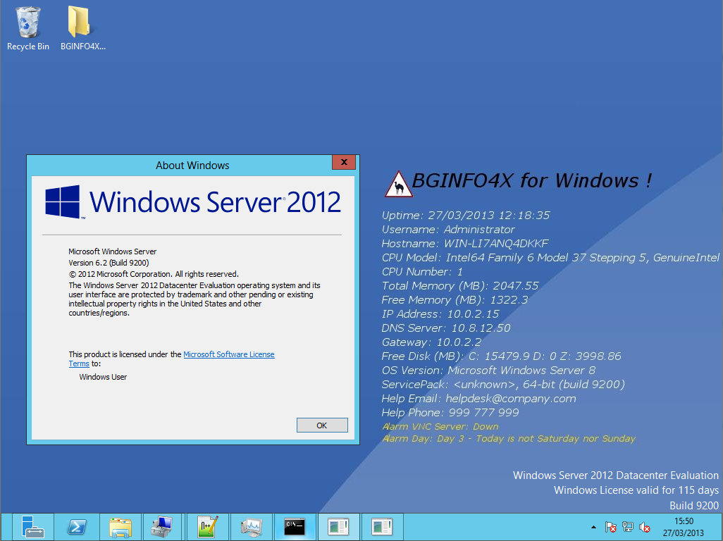 Bginfo4x bginfo for x and for windows wiki bginfo4x for Window design 4 4