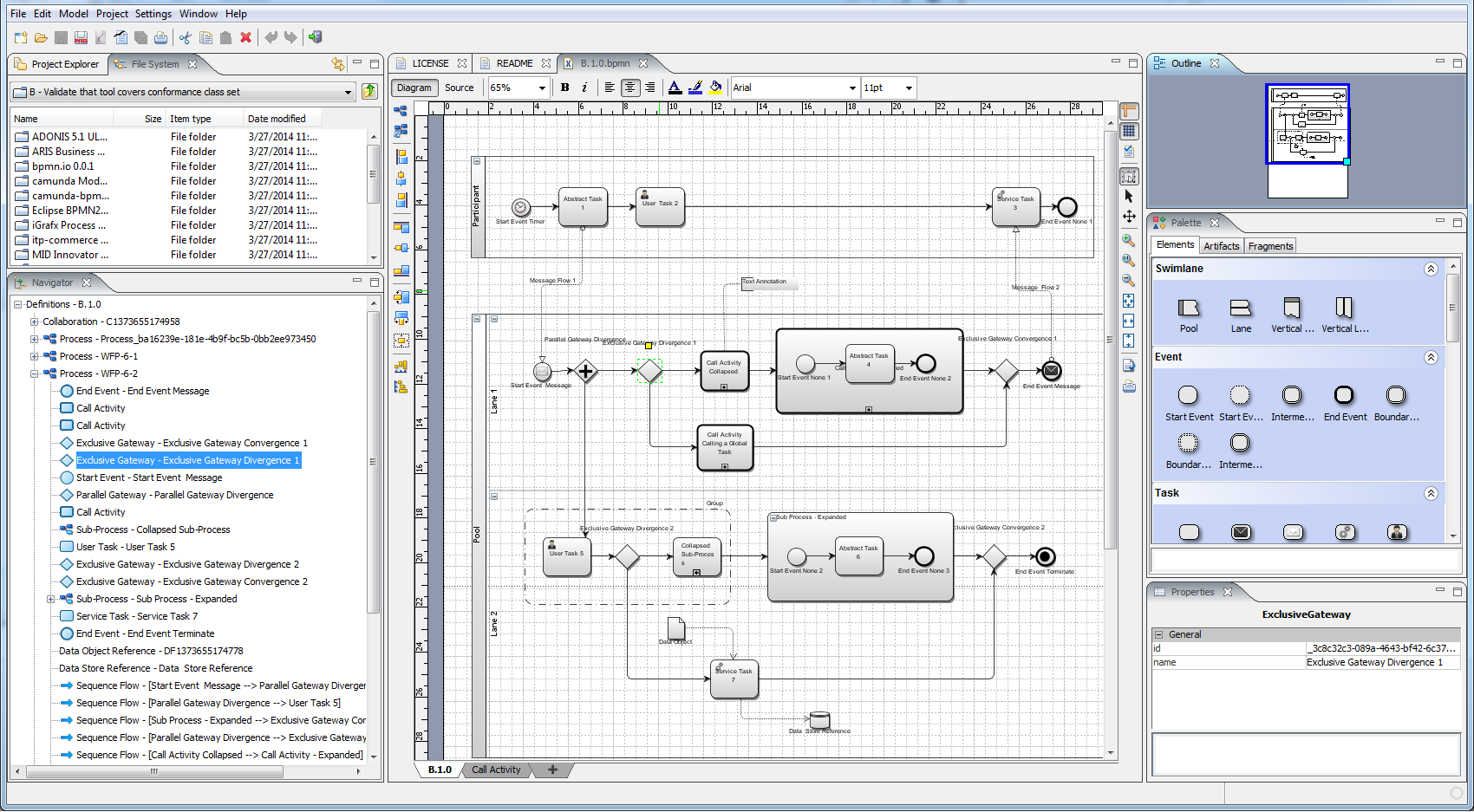 Yaoqiang bpmn editor discussion helpfaq how to build yaoqiang if ccuart Gallery
