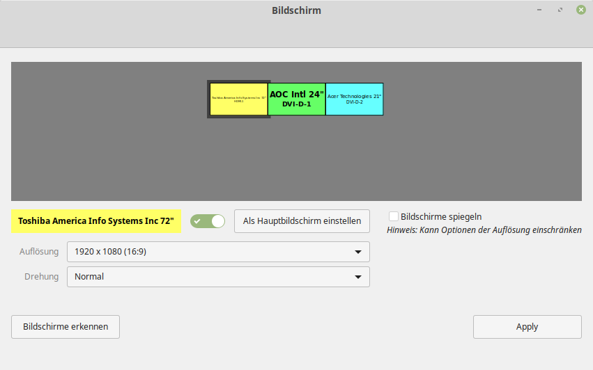 Code::Blocks / Tickets / #810 AnnoyingDialog shows on the wrong monitor