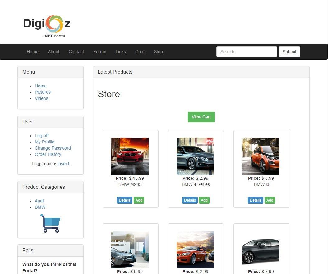 Digioz net portal wiki home for Home source store