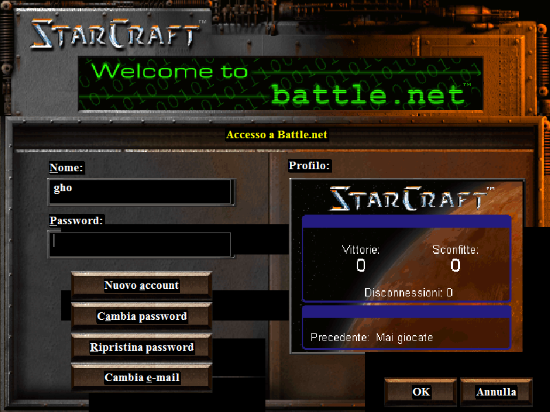 DxWnd / Discussion / General Discussion:Starcraft: Brood War