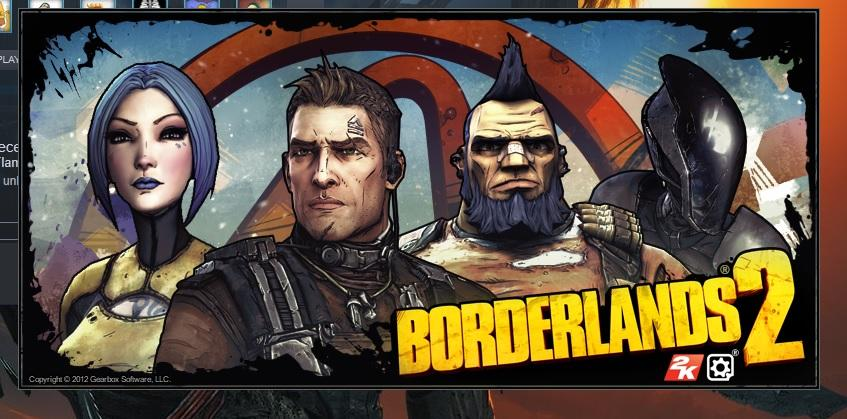 DxWnd / Discussion / General Discussion:Borderlands 2 - steam version