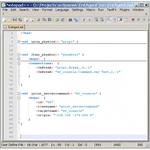 Editing an eal file with Notepad++