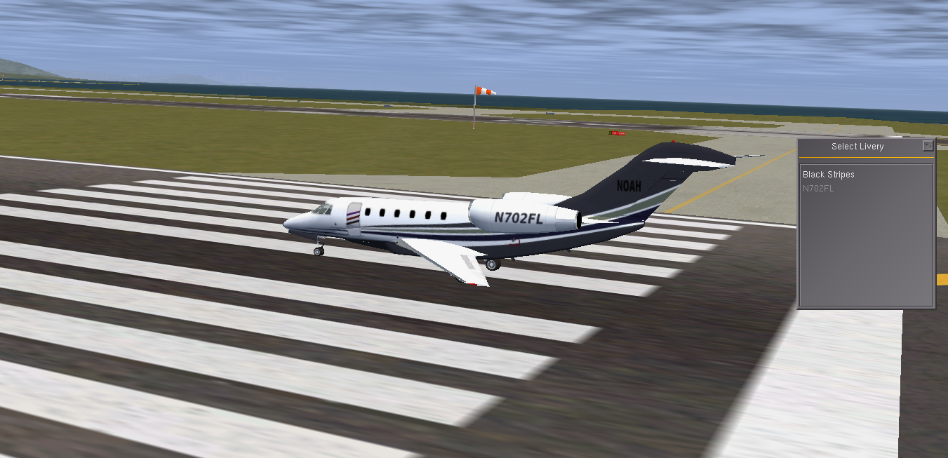 FlightGear - Flight Simulator / Tickets / #1433 Citation X