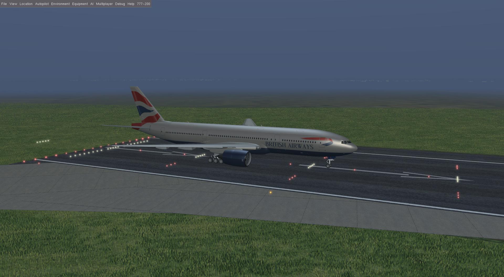 FlightGear - Flight Simulator / Tickets / #2011 Random