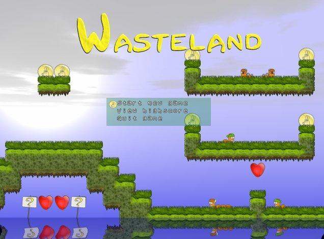 Screenshot für Fuzzy adventure