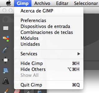 Gimp For Mac Os X Sierra
