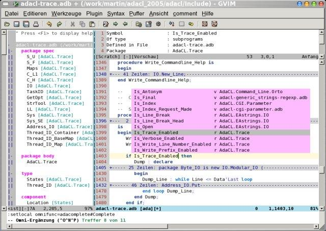 The Gnu Ada Compiler Wiki Home