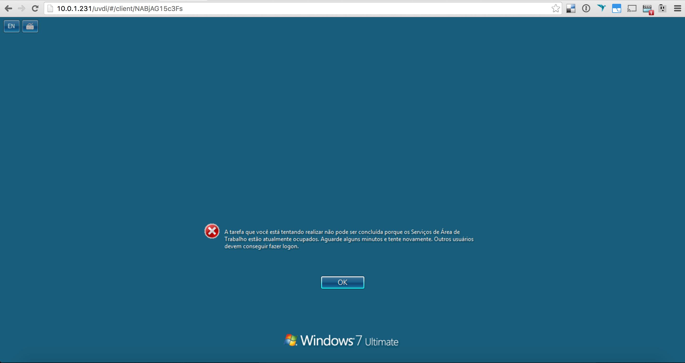 Apache Guacamole / Discussion / Help:Remote Desktop Services is