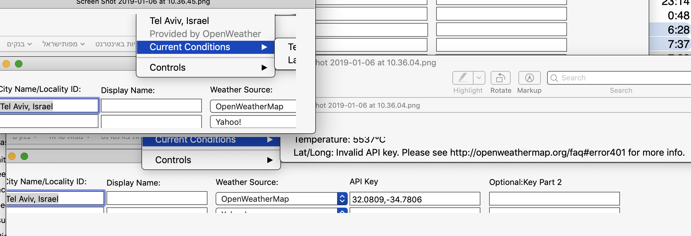 Meteorologist / Discussion / Help: Yahoo Weather API retired