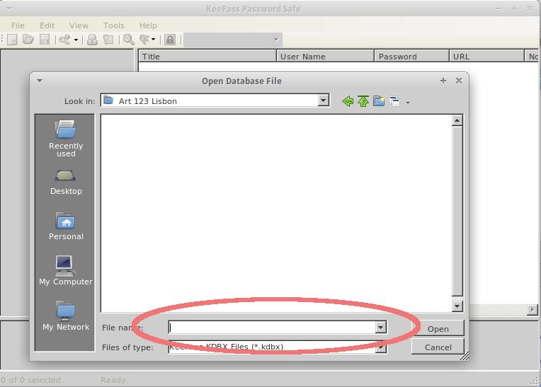 KeePass / Bugs / #1123 xubuntu: bépo keyboard layout not