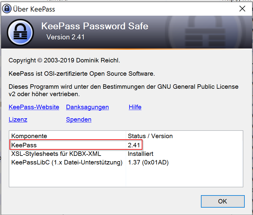 KeePass / Discussion / Open Discussion:KeeAutoExec on different