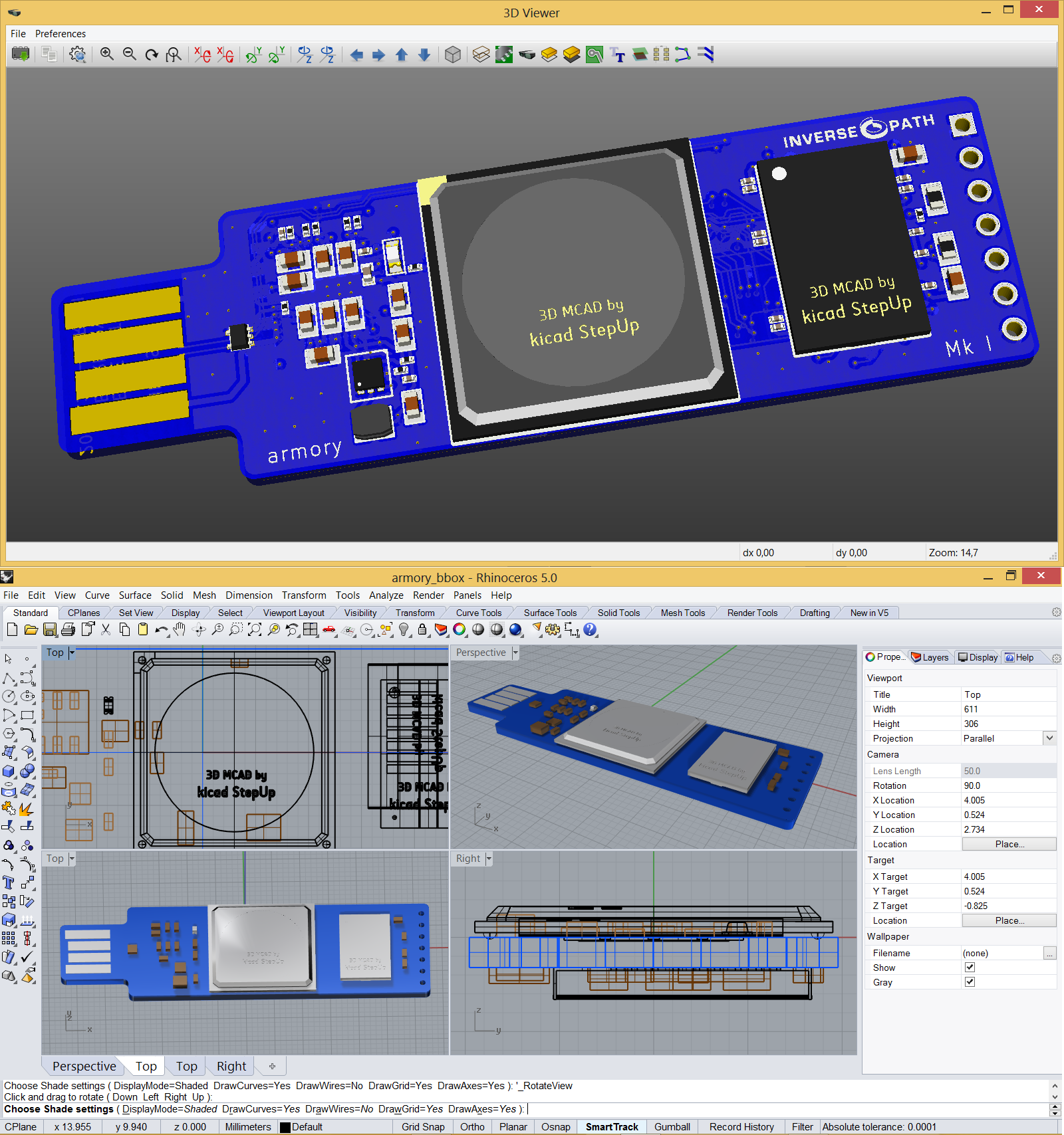 KiCAD photo realistic 3D rendering? - Page 1