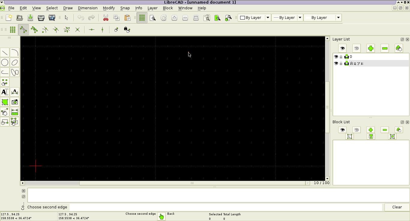 LibreCAD / Bugs / #291 cyrillic font symbols replaced by