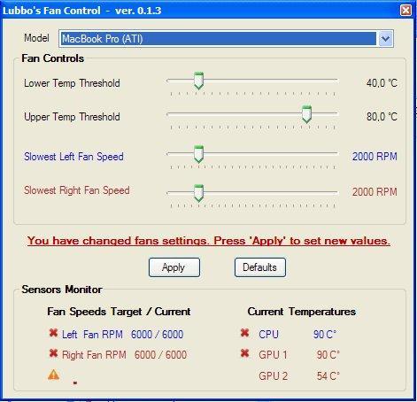 Lubbo's Fan Control - Windows 8 Downloads