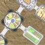 Mars Simulation Project Icon