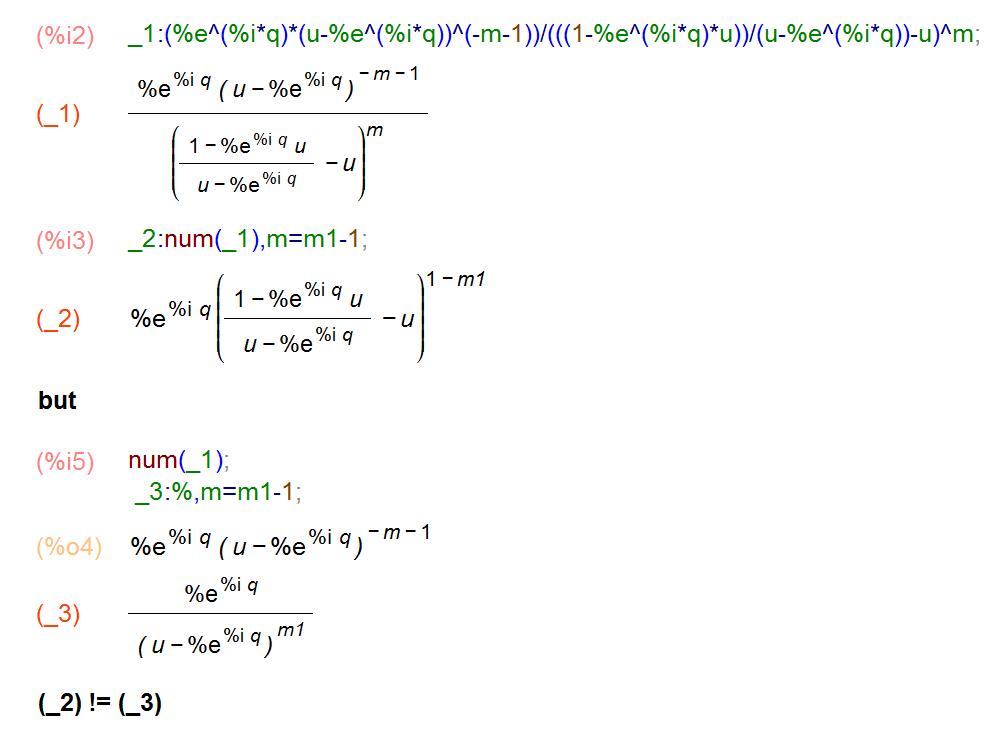 Maxima -- GPL CAS based on DOE-MACSYMA / Bugs / #3504
