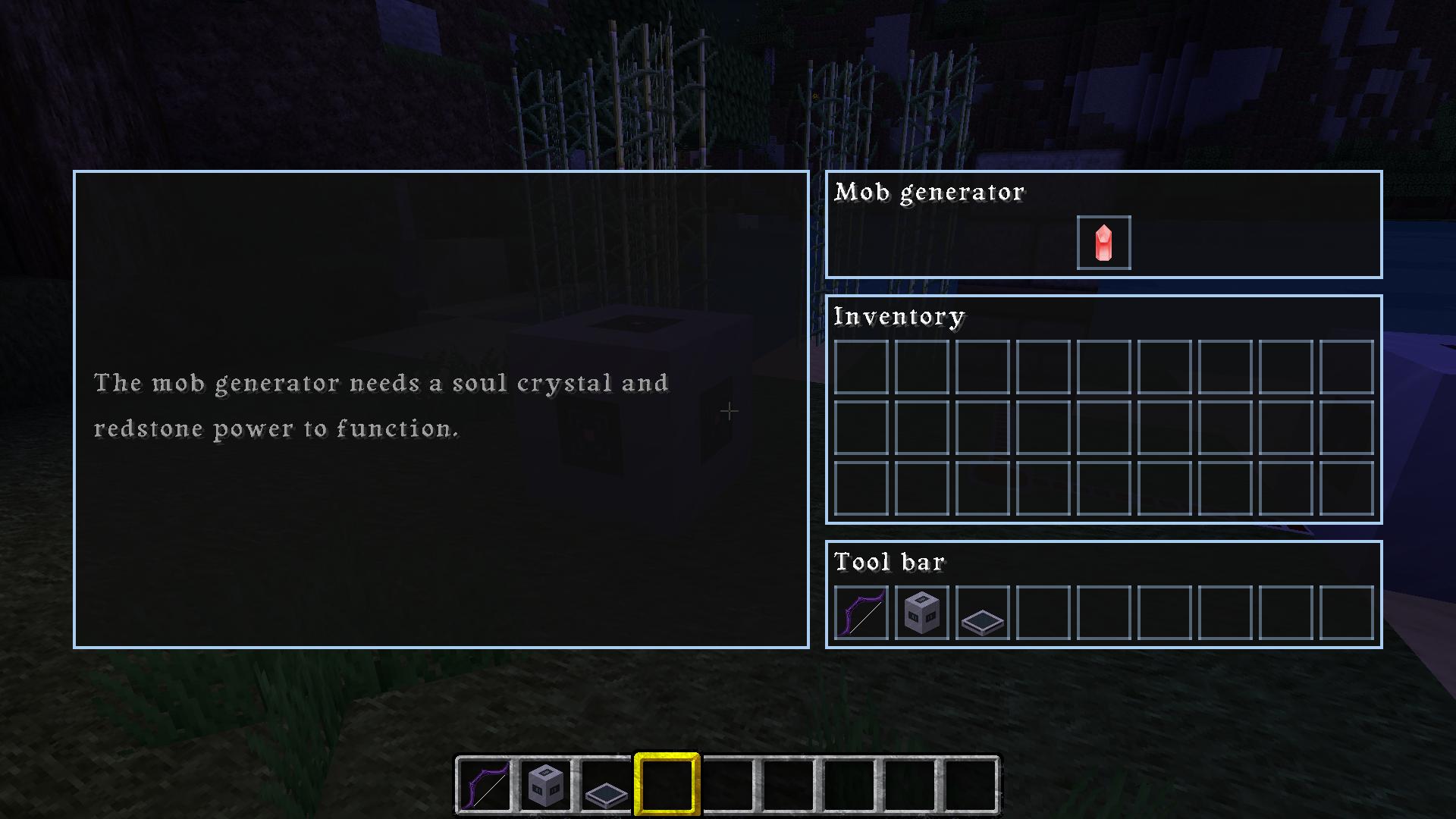 GUI   Minecraft Bedrock Wiki   FANDOM powered by Wikia