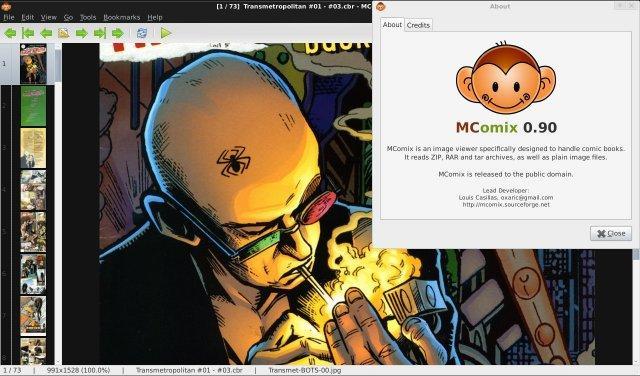 MComix / Wiki / Home