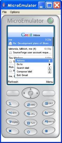 MicroEmulator & Opera Mini Mod