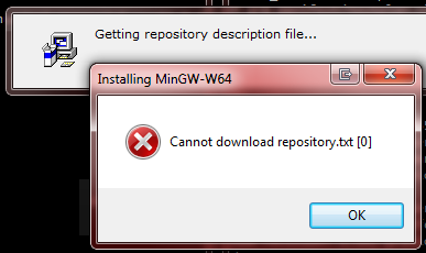 MinGW-w64 - for 32 and 64 bit Windows / Bugs / #433 mingw-w64