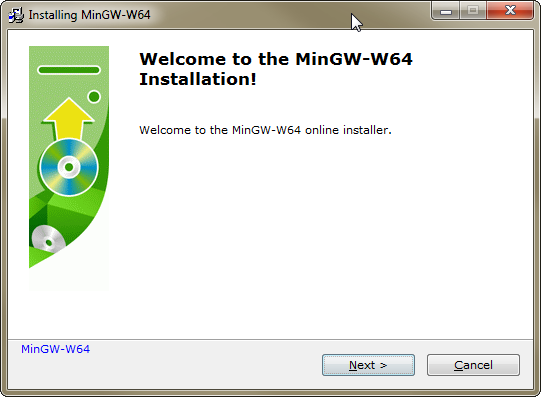 MinGW-w64 - for 32 and 64 bit Windows / Bugs / #413