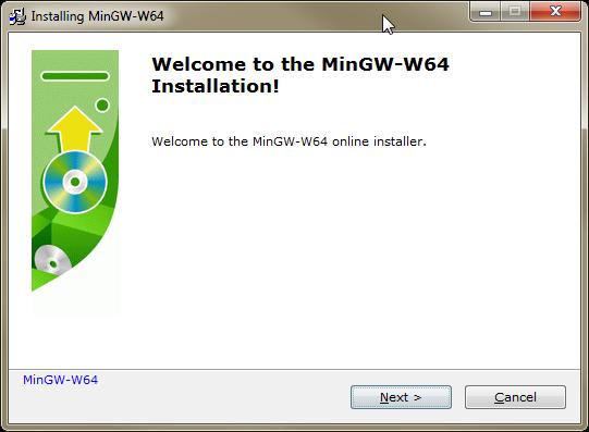 mingw w64