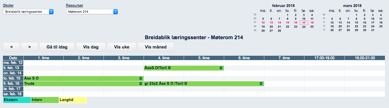 Meeting Room Booking System / Support Requests / #1443