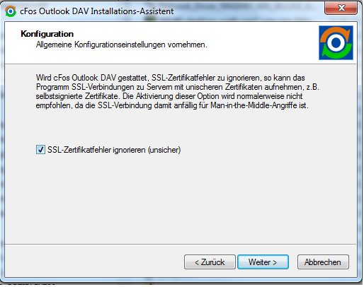Outlook CalDav Synchronizer / Tickets / #126 TLS error with self ...