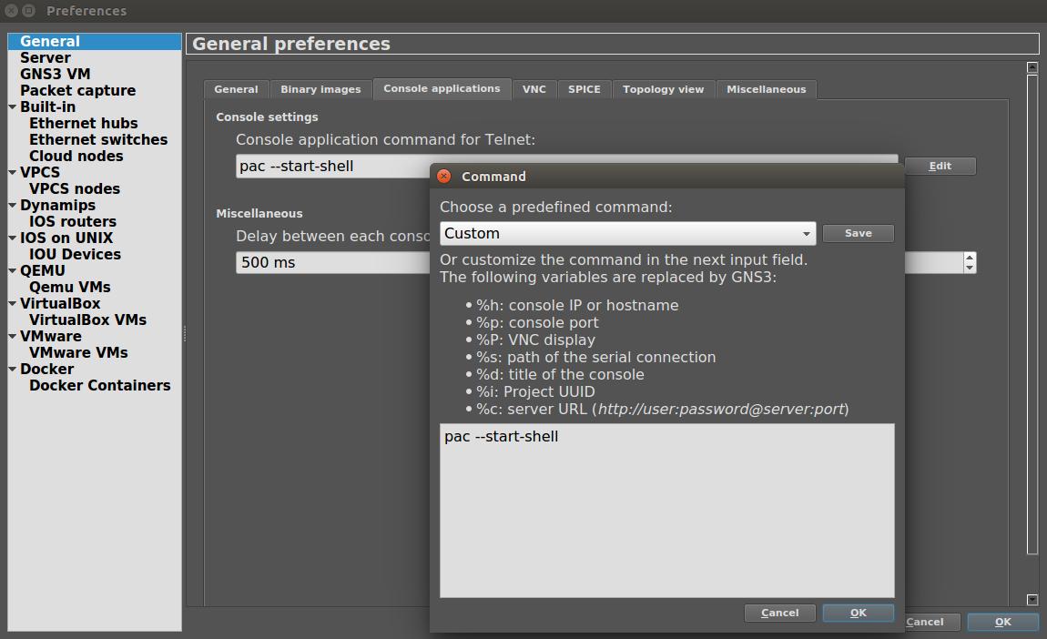 Gns3 Ubuntu Vm