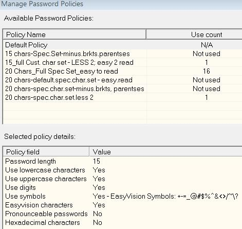 Password Safe Bugs 1114 Improve Font Sizequality In Manage