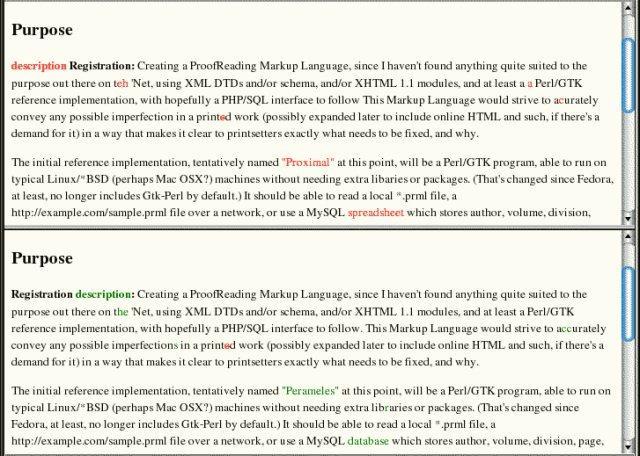 Readme Markup Language