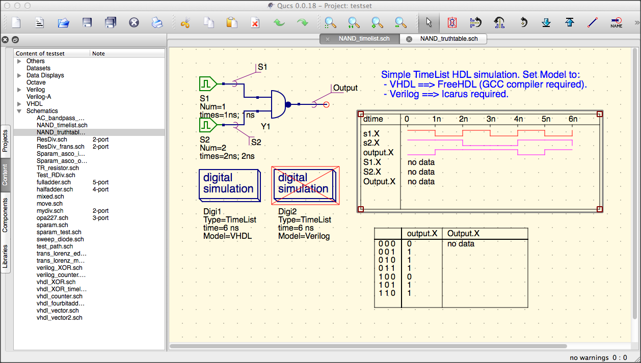 Quite Universal Circuit Simulator Discussion Helpdigital Simulation For Mac Os X Thumbnail