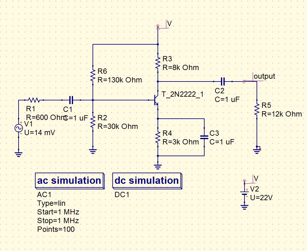 Quite Universal Circuit Simulator / Discussion / Help:Newbie Problem