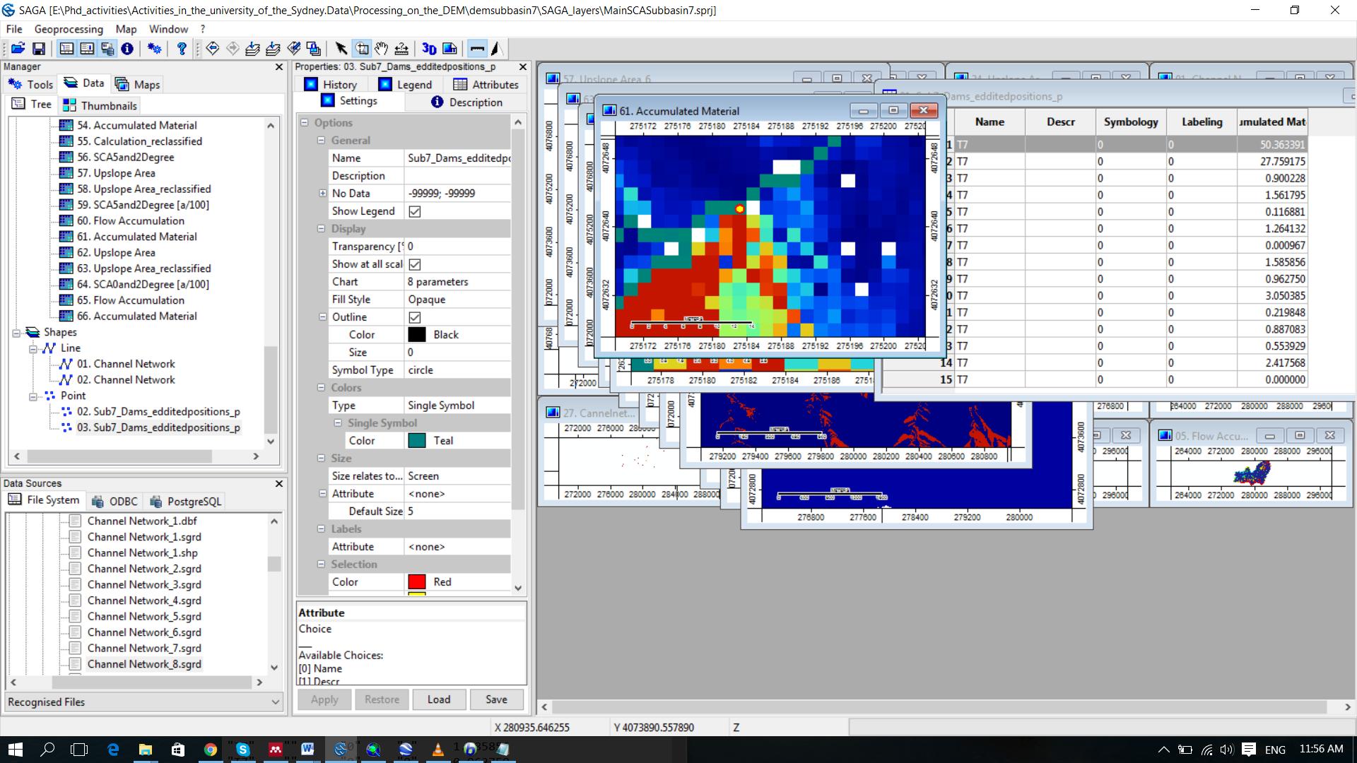 SAGA GIS / Forums / User Forum:Raster Analysis Mask