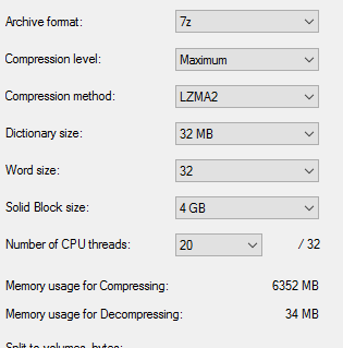 7-Zip / Discussion / Open Discussion:7-zip windows command