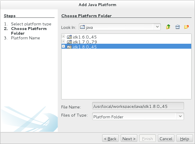 how to add glassfish server in netbeans ti a project