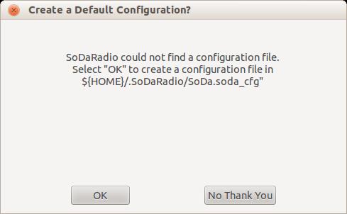 SoDaRadio / Wiki / Operating Instructions