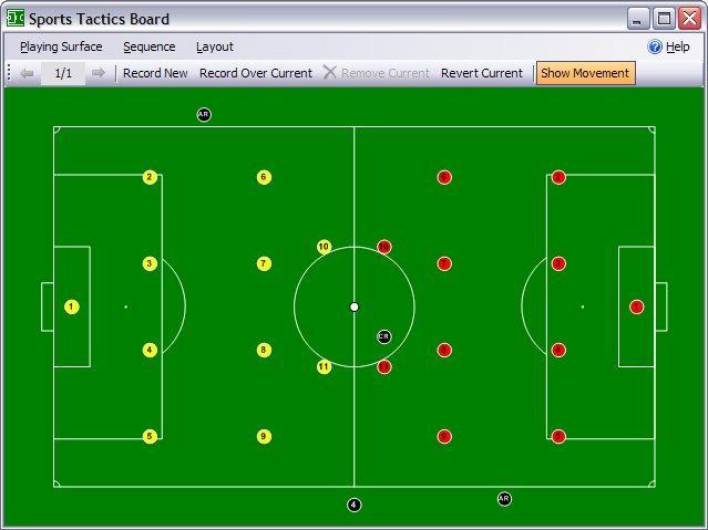 Sports Tactics Board Wiki Home