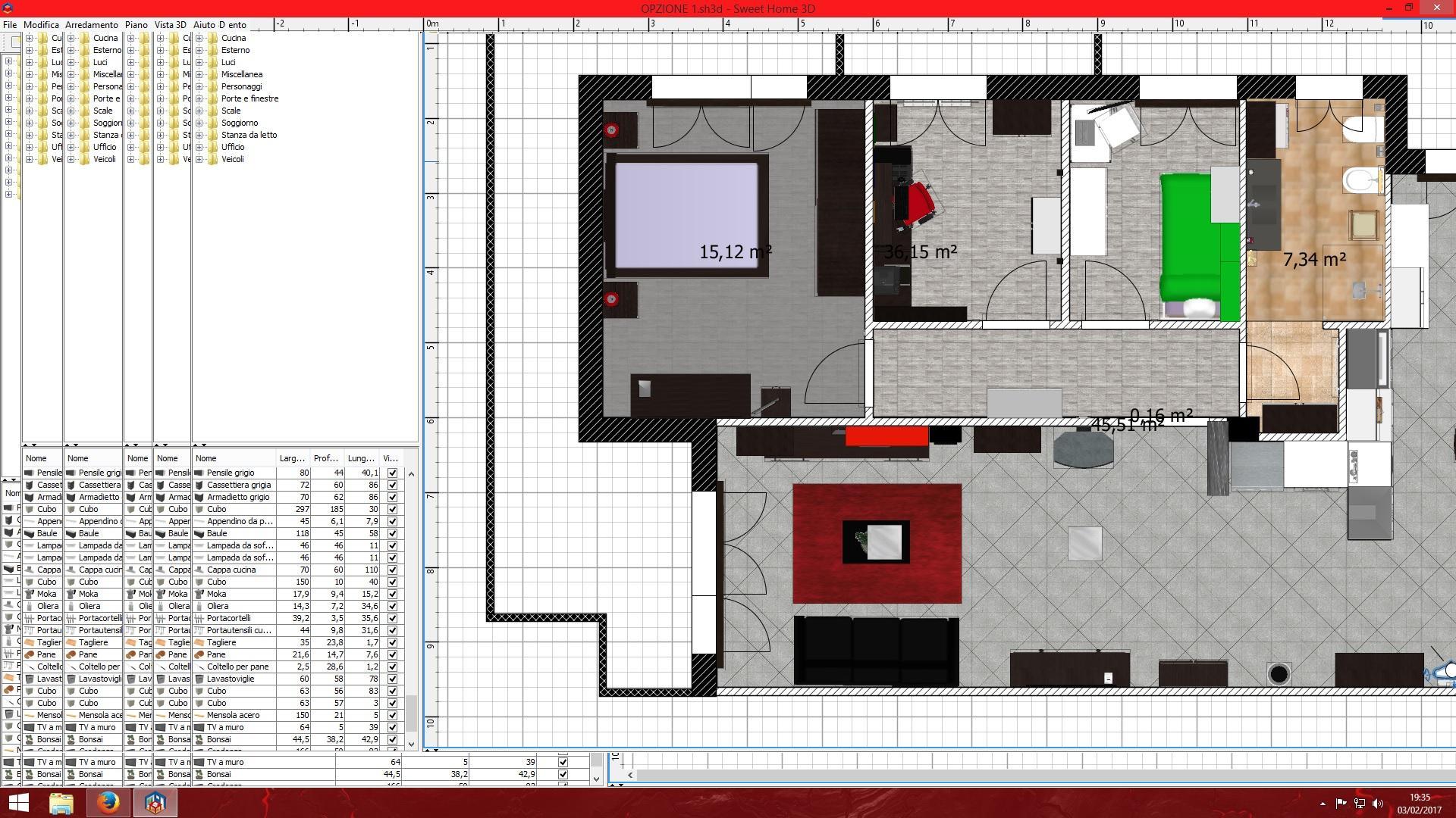 Sweet home 3d forum view thread 3d casa dolce casa for Disegnare casa 3d gratis italiano